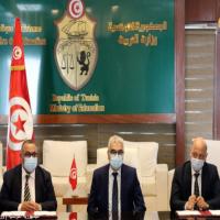 اتفاقية شراكة وتعاون بين المركزالوطني للتكنولوجيات في التربية والمركزالوطني للتكوين وتطويرالكفاءات